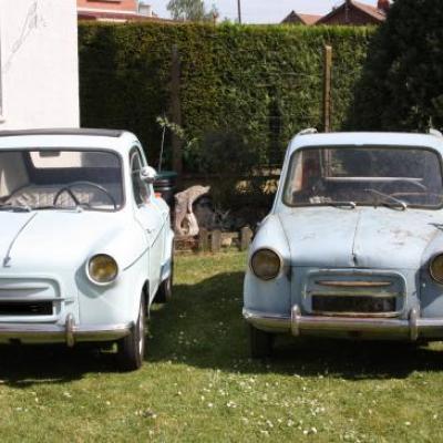 VESPA 400 1959