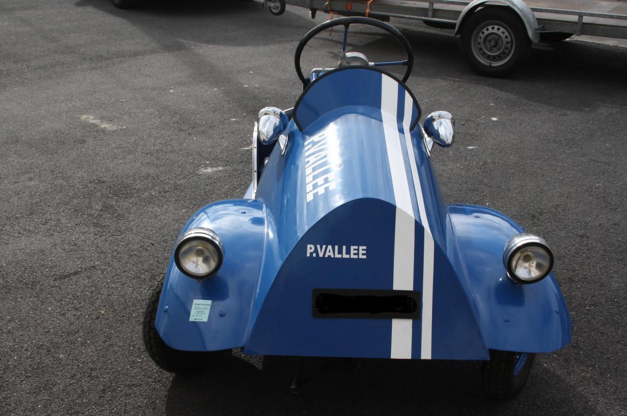PAUL VALLEE 1953