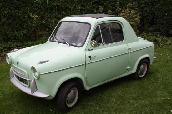 VESPA 400 1960